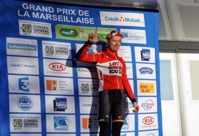 GP La Marseillais podium 2015