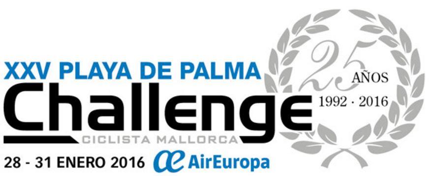 Majorca challenge logo