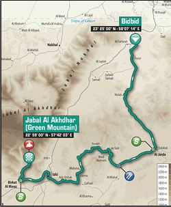 Tou of oman stage5 map