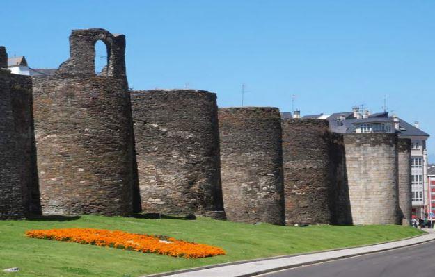 lugo castle