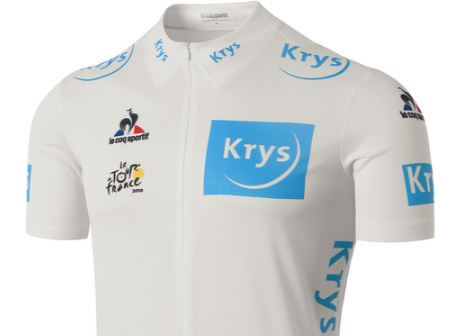 tdf young riders jersey