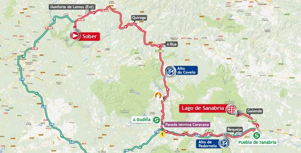vuelta stage 5 map